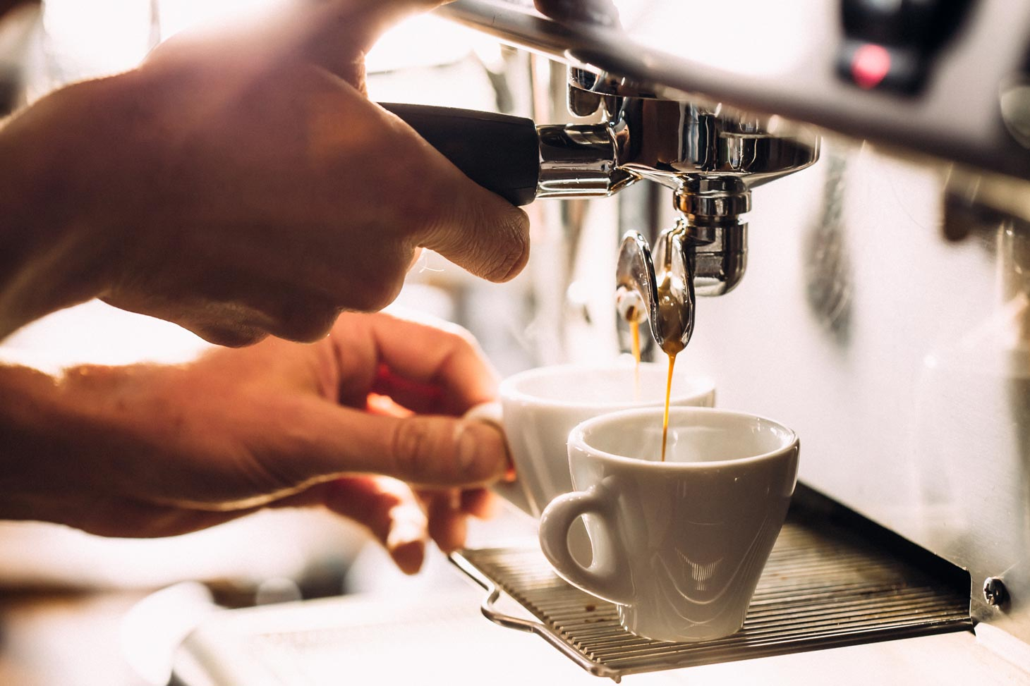 История и развитие кофемашины эспрессо